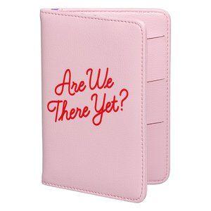 *ADD ON* NWT Yes Studio Pink Passport Holder